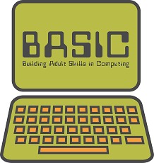 BASIC: Building Adult Skills in Computing logo